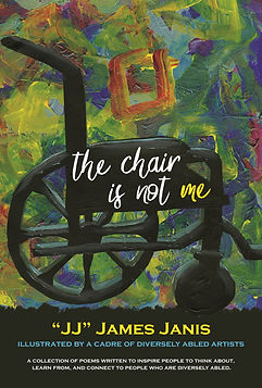 The Chair Is Not Me book cover FLUT_book