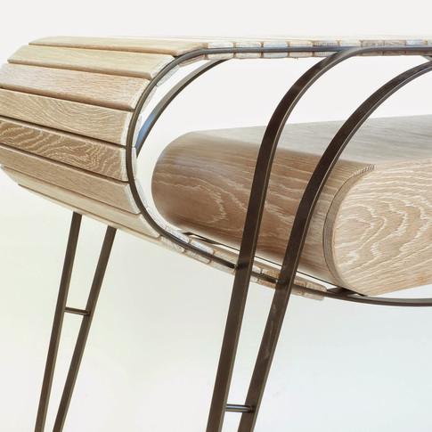 Bim Burton Oak and steel table.jpg