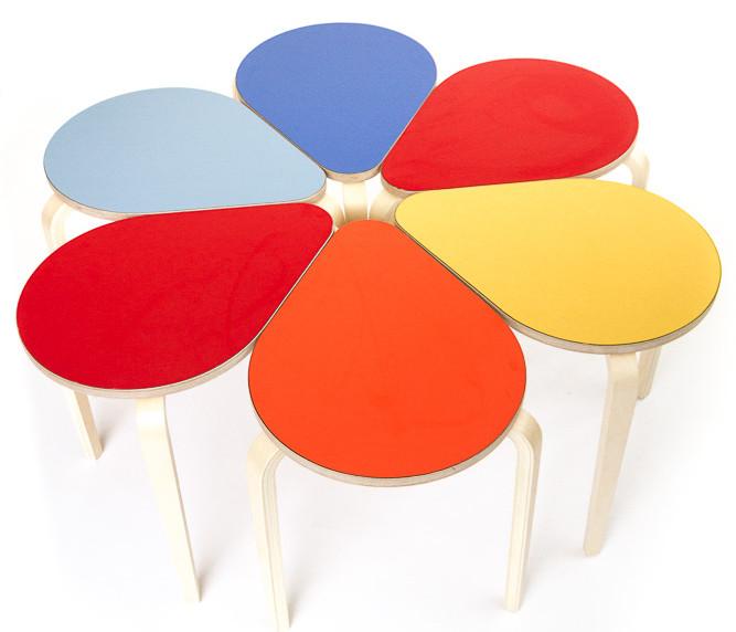Petal Tables Bim Burton