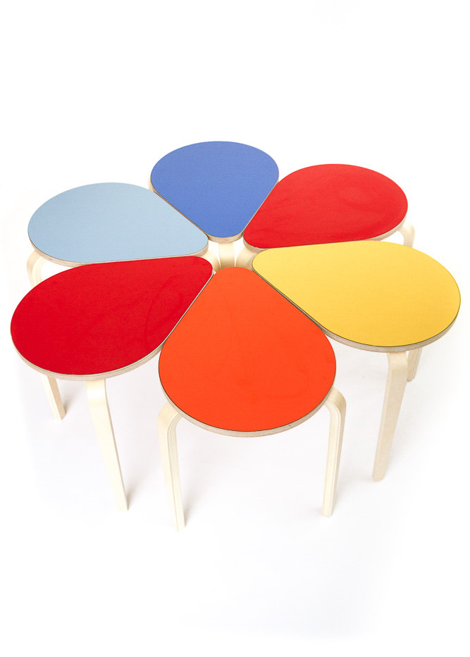 Petal Tables Bim Burton