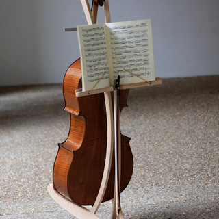 Bim Burton Cello music stand.JPG
