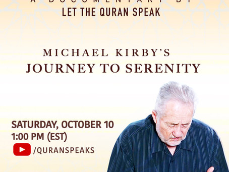 LQS to Premiere Short Film, 'Michael Kirby's Journey to Serenity'