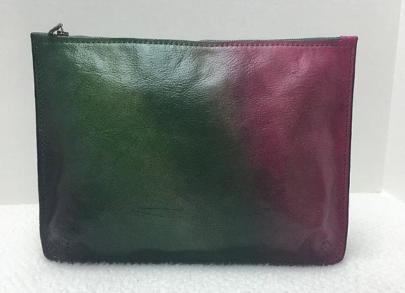 Big Marlena ~Pink/Green Ombre