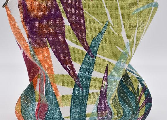 Chaka Clutch ~ Tropical Leaves