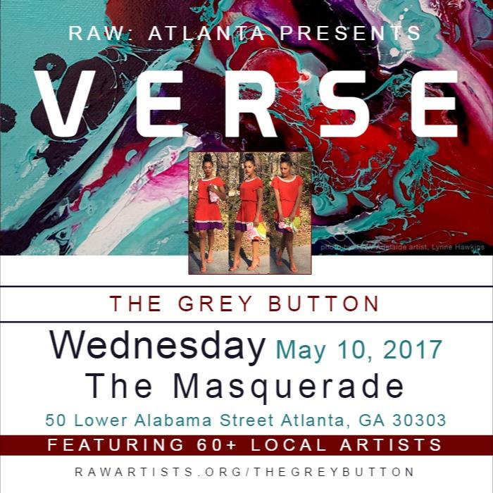 FREE T-SHIRT ~ RAW Artists, Atlanta