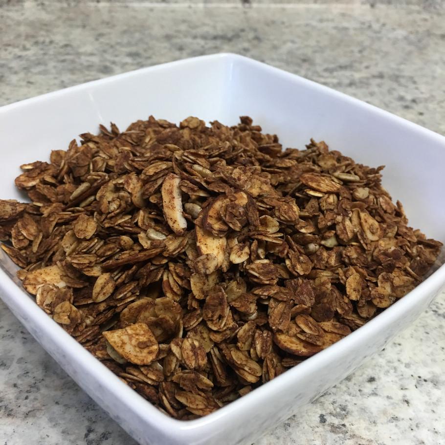 Almond Cinnamon Granola