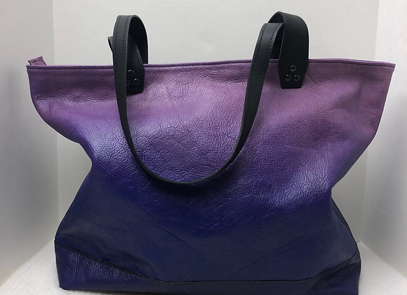 The Weekender ~ Purple Ombre