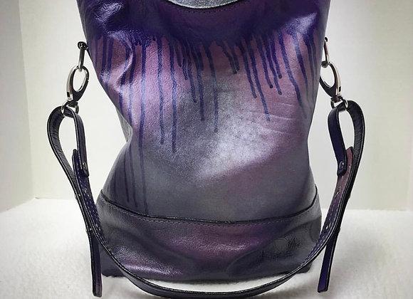 Leo ~ Purple Drip