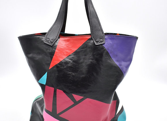 Terry Tote ~ Stained Glass