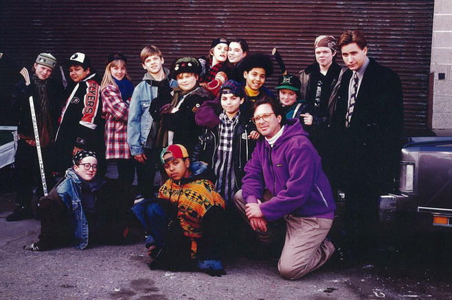 The Mighty Ducks - Press Photo