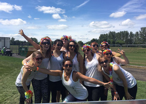 Colour Obstacle Rush 2017