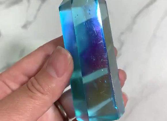 Blue Angel Aura