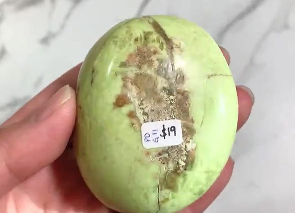 Pistachio Opal