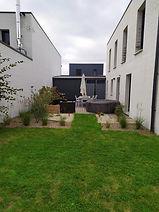 Aménagement Jardin de ville Villeneuve d'Ascq