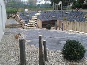 Jardin Moderne Mineral Lambersart