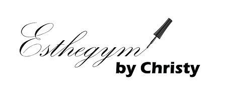 logo esthgym by christy institut de beauté onglerie estheticienne carmaux