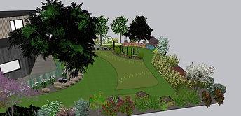 Jardin écologique - Paysagiste conseil aménagment - Lille - Armentières - Nieppe - wasquehal - Lambersart -