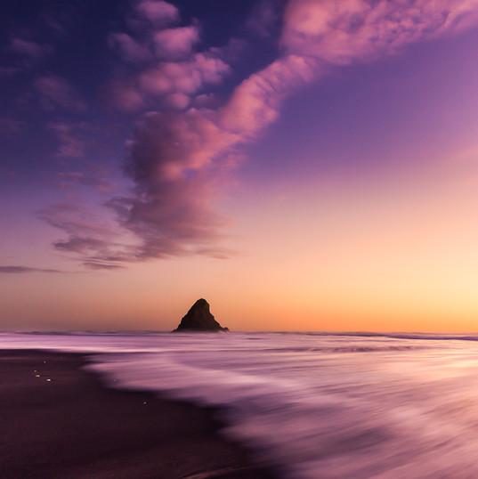 Karekare Beach, Karekare, NZ