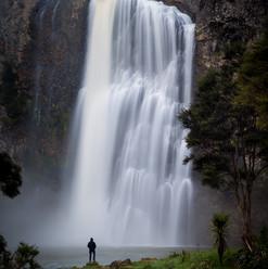 Hunua Falls, Auckland, NZ