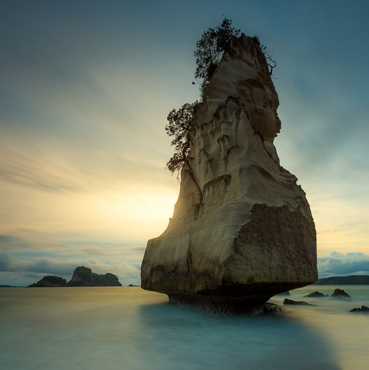Cathedral Cove, Hahei, NZ