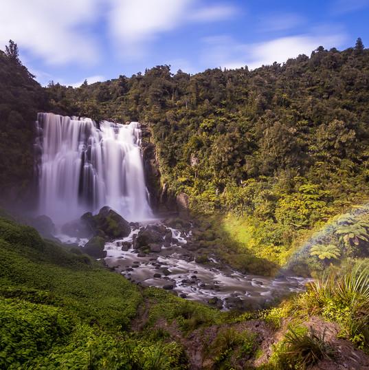 Marokopa Falls, Te Anga, NZ