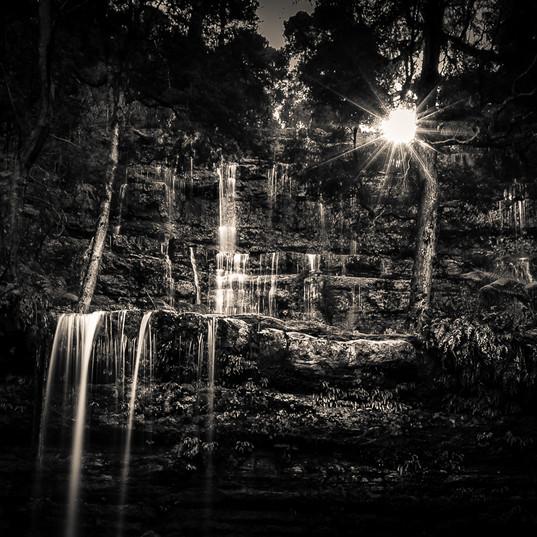 Russell Falls, Mt Field TAS