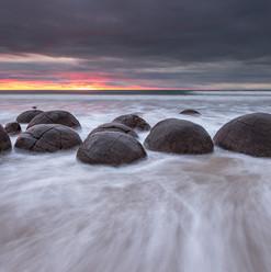 Moeraki Boulders, Hampden NZ