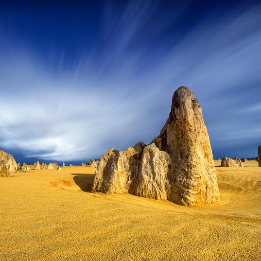 The Pinnacles Desert, Nambung WA