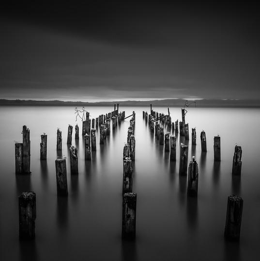 Burke Street Wharf, Thames NZ