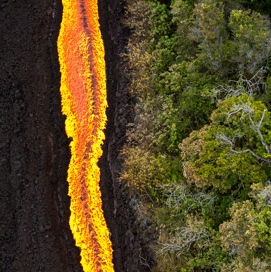 Hawaiʻi Volcanoes National Park, USA