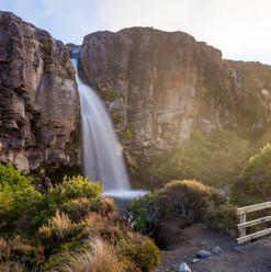 Taranaki Falls, Tongariro NP, NZ