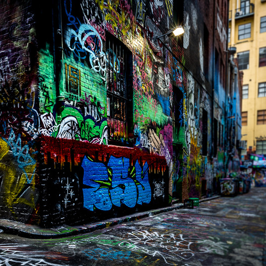 Rutledge Lane, Melbourne VIC