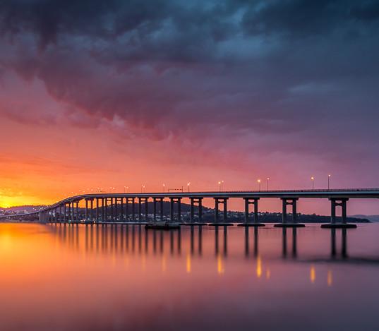 Tasman Bridge, Hobart TAS