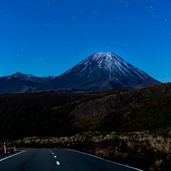 Mt Tongariro, Manawatu-Wanganui, NZ