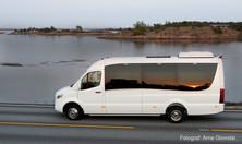 Autobuss, minibuss, buss, sprinter, 519