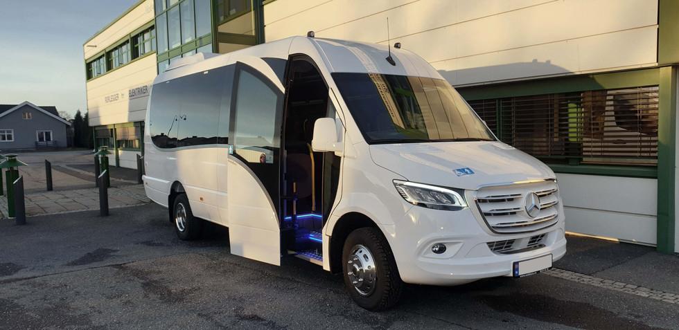 Finnnr2.Autobuss, minibuss, buss, sprinter, 519
