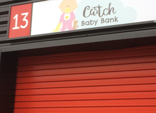 Happy Birthday Cwtch Baby Bank