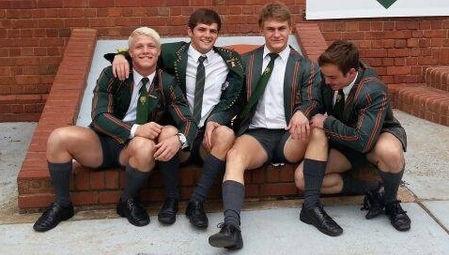 Culottes d'adolescent Gt chaud