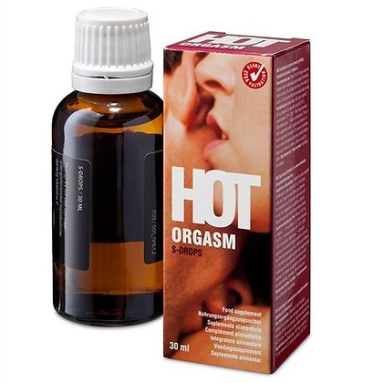 HOT ORGASM DROPS