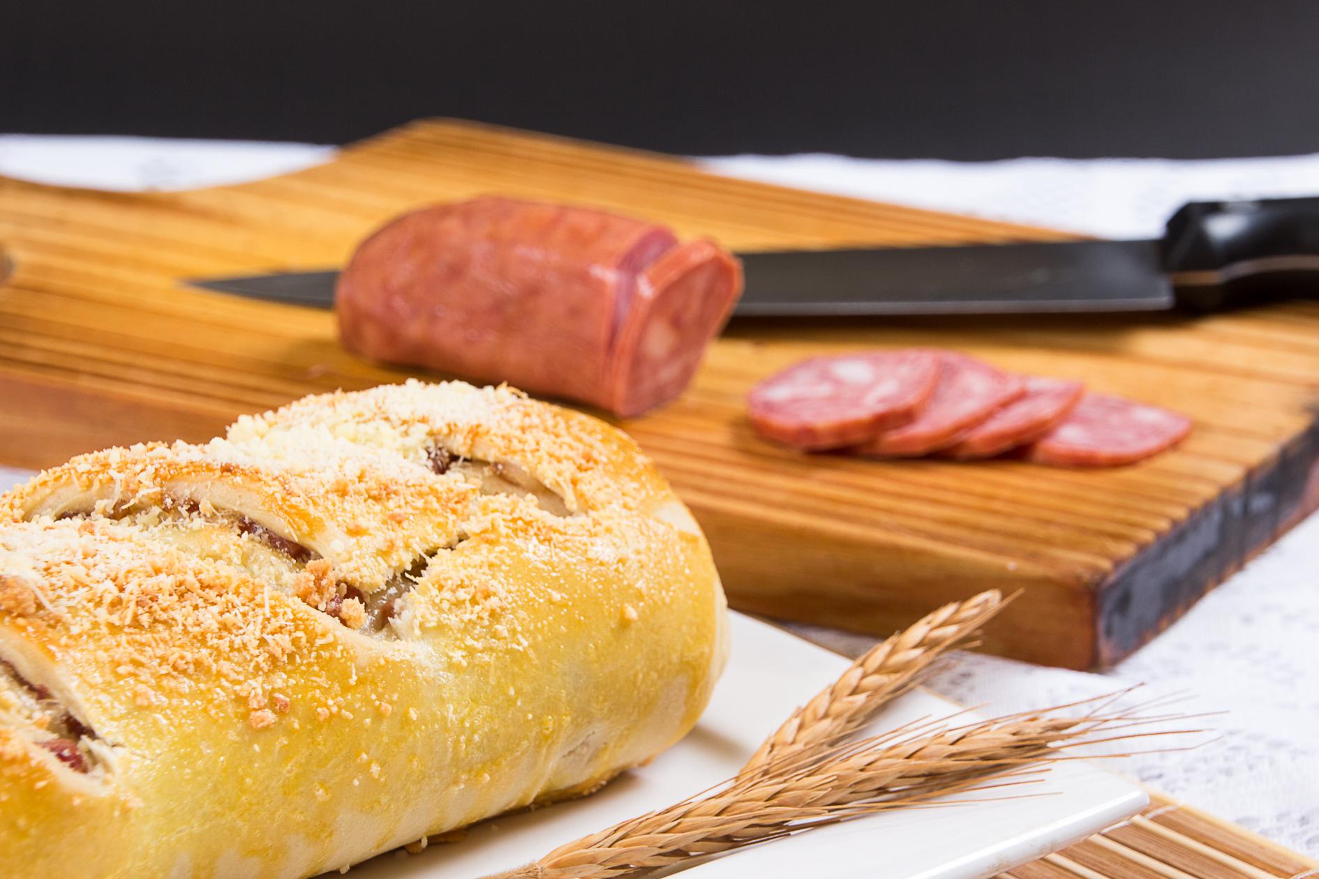 Pão de lingüiça