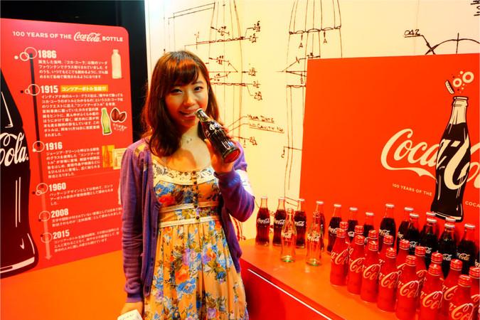 日本コカ・コーラ株式会社~TOKYO IP COLLECTION 2015~