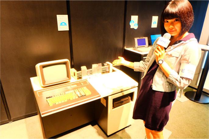 世界初の日本語ワープロ「JW-10 モデル2」
