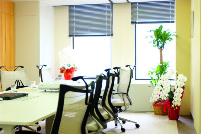 SSIP(誠真IP特許業務法人)の新オフィス6