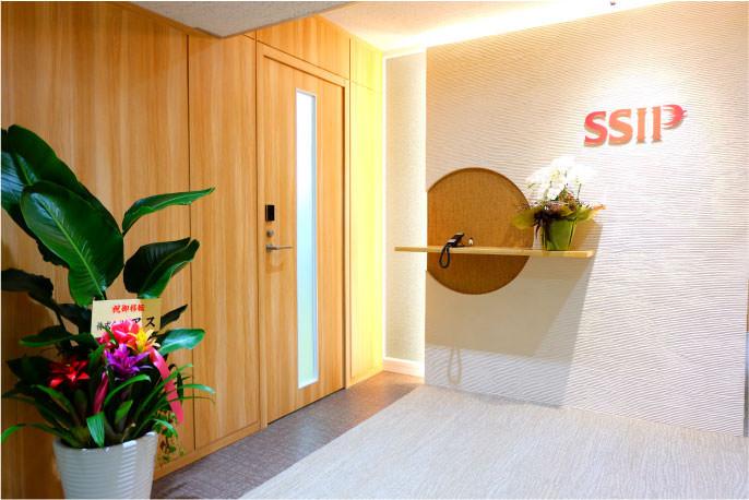 SSIP(誠真IP特許業務法人)の新オフィス3