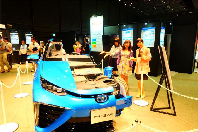 トヨタ自動車株式会社~TOKYO IP COLLECTION 2015~