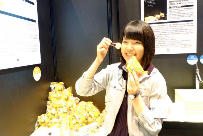 広島レモン熊野筆チークブラシ