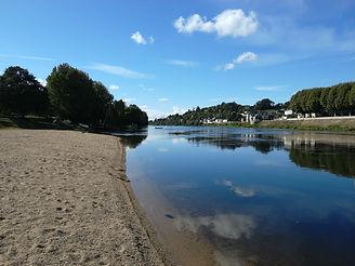 River Vienne Chinon