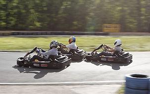 Karting at Loudun