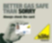 gas safety id card