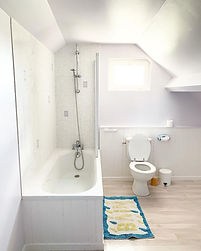 loire valley gite chinon main bathroom